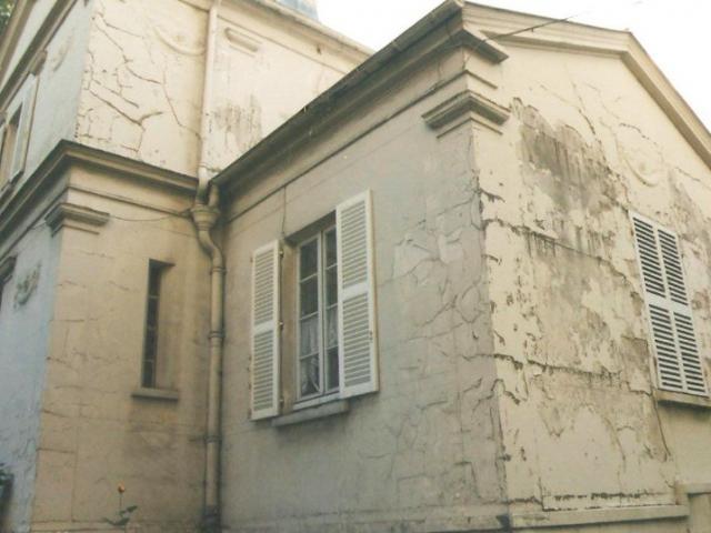Ravalement de façade Avant/Après